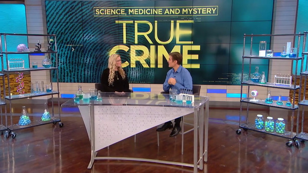 [IMAGE] True Crime: CeCe Moore and Dr. Oz